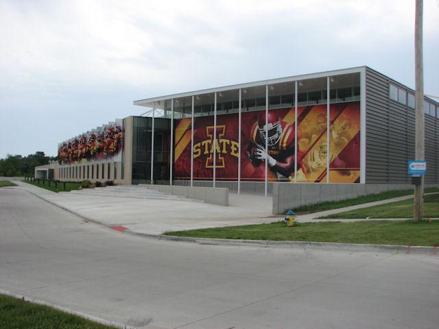 Bergstrom Football Complex