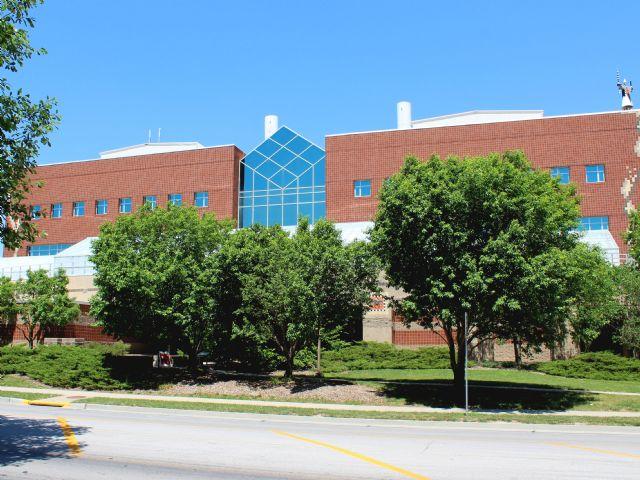 Molecular Biology Building
