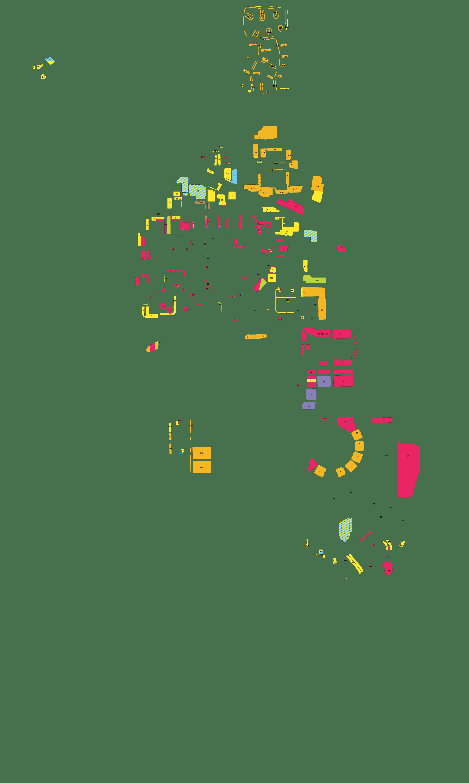 ISU Online Campus Map
